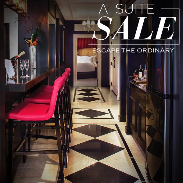 A Suite Sale